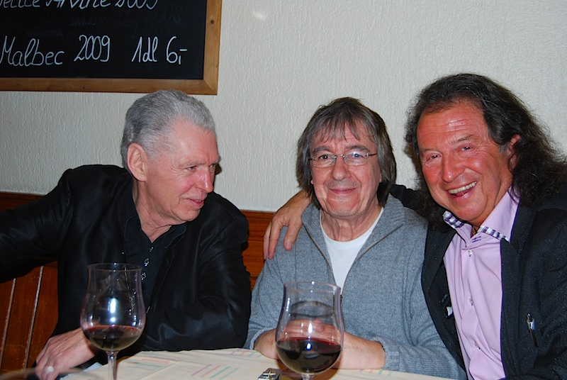 Chris and Bill Wyman