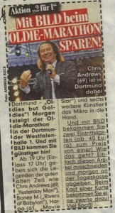 Chris Bild Zeitung 18.5.12